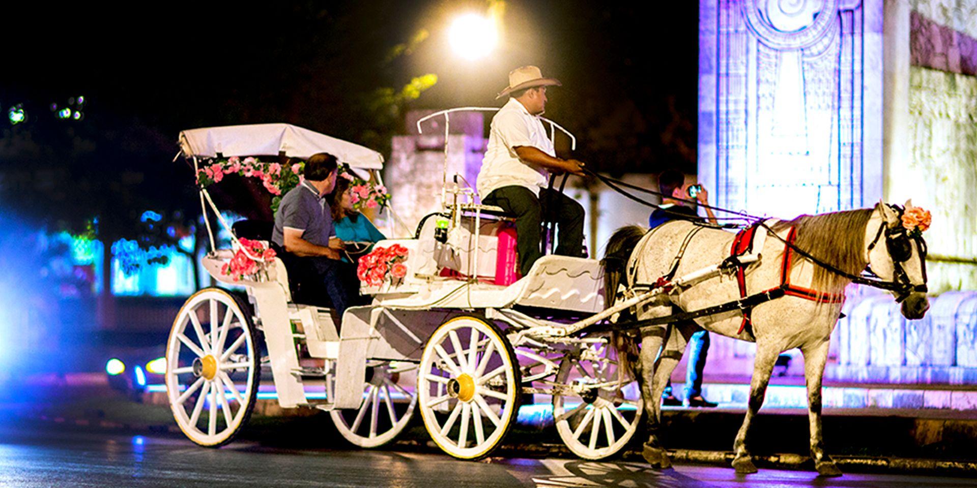 Ride a Buggy in Mérida
