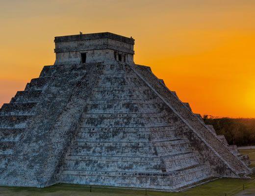 Visita Chichén Itzá