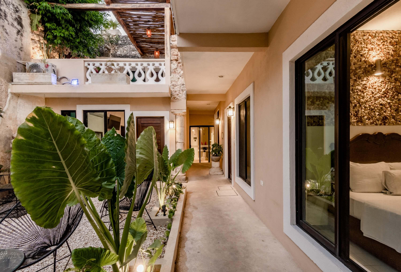 Hotel Colonial Zaci by GuruHotel Double