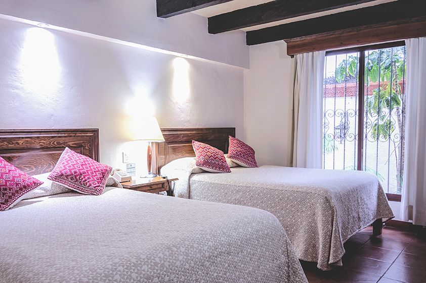 Hotel Mansion del Valle Double