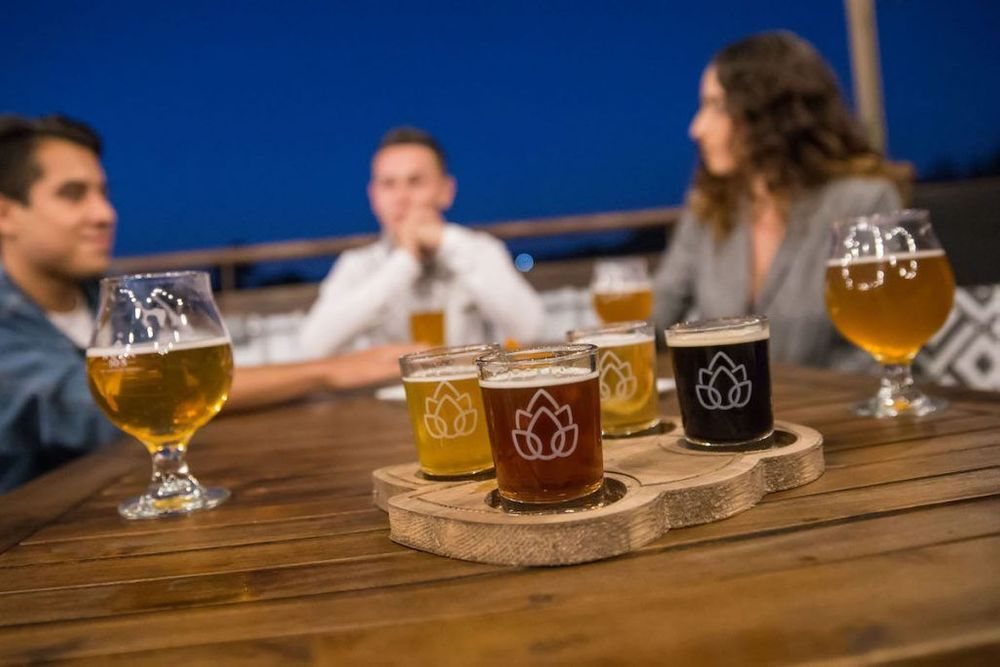 Route 90.8 Brewery