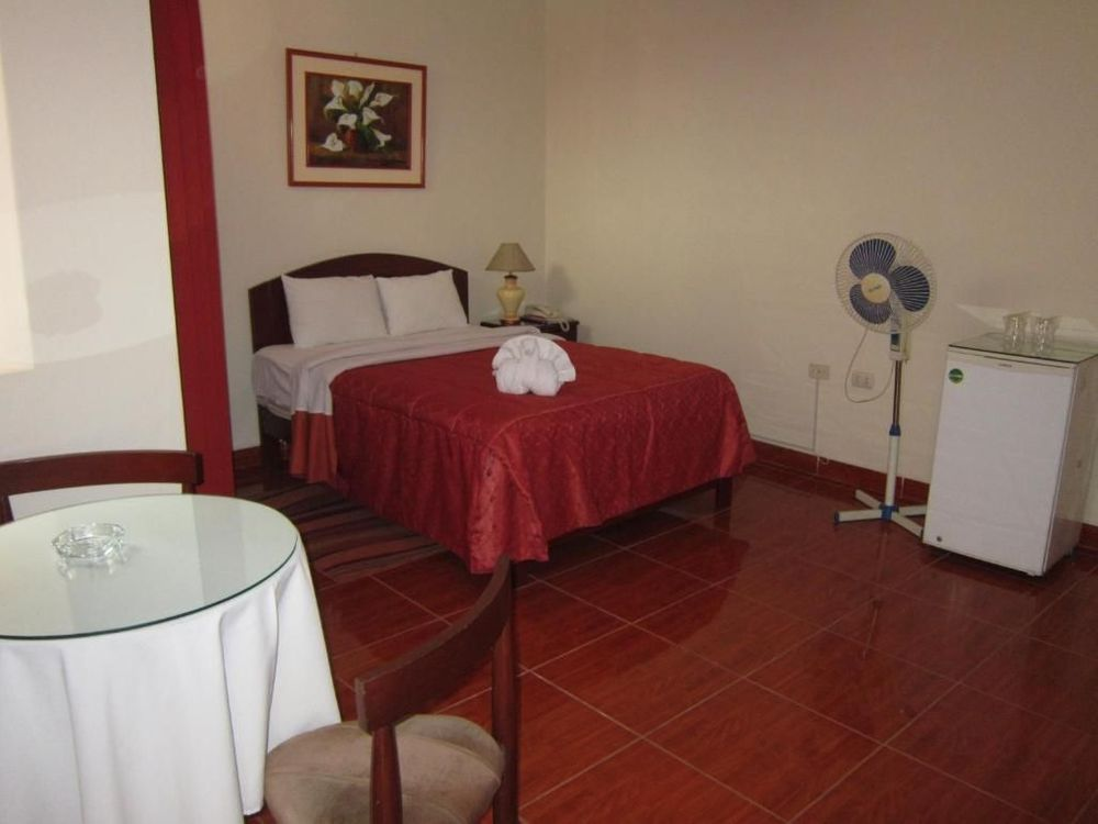 Plaza Trujillo Hotel Single