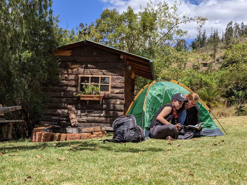 Camping básico