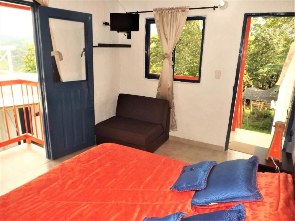 Hostal el Zorzal Double