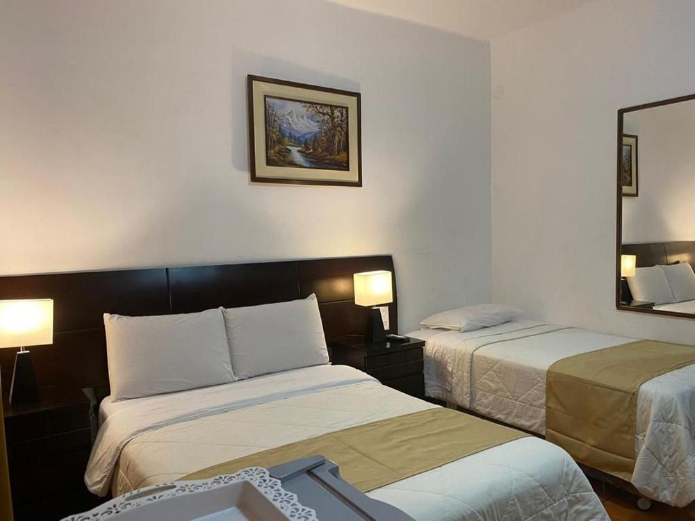 Hostal Plaza Mayor Lima Double