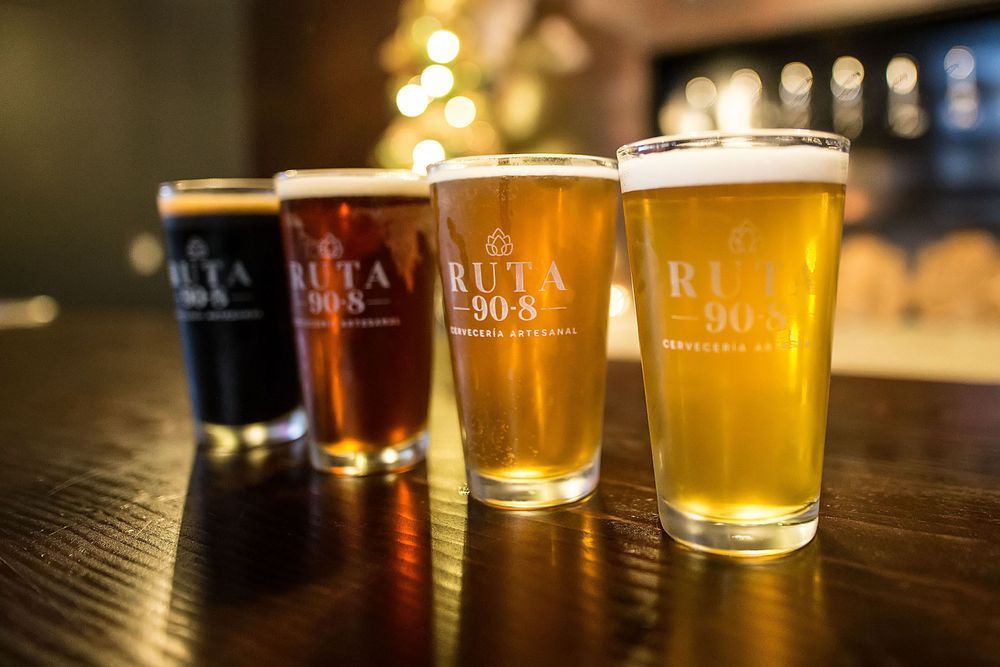 Cervecería Ruta 90.8