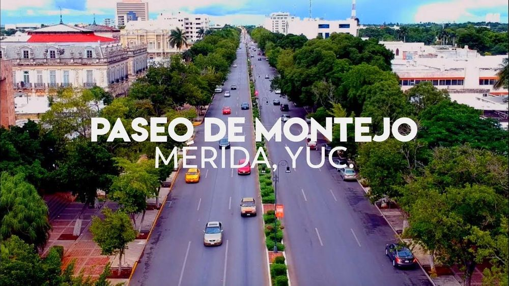 Visit the Paseo of Montejo
