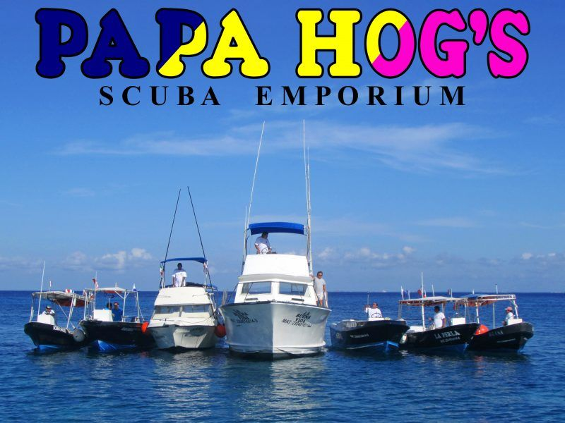 Papa Hogs Scuba Emporium 3 Days Diving