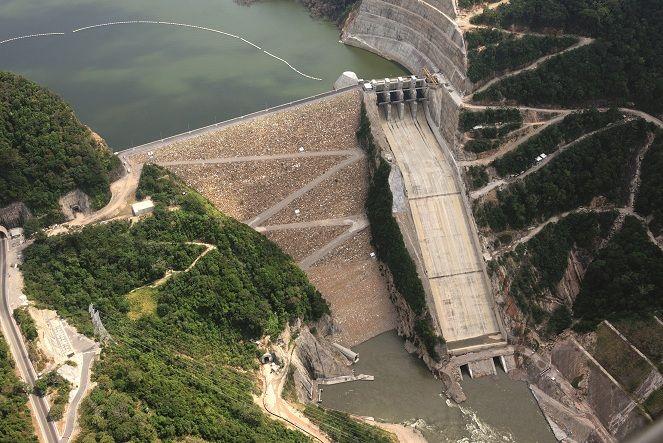 Sogamoso Hydroelectric