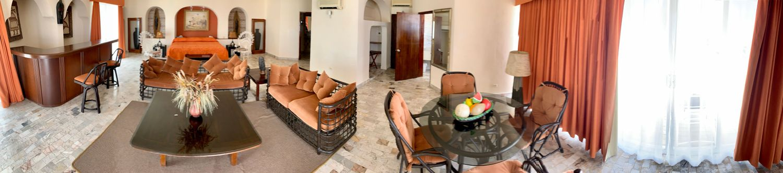 Villablanca Garden Beach Hotel Cozumel Penthouse