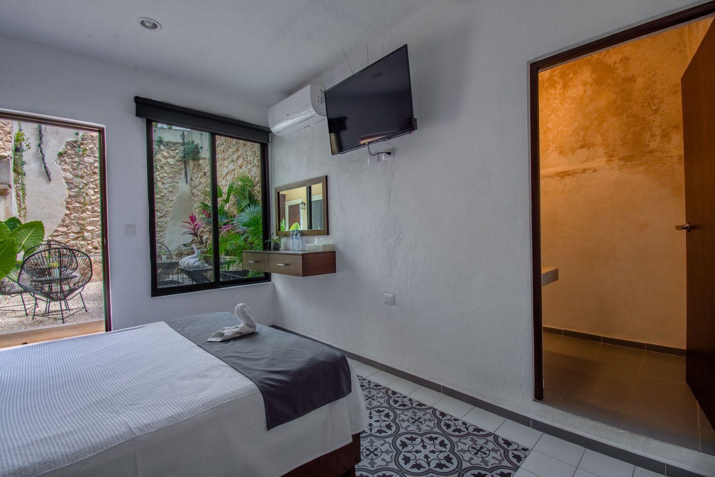 Hotel Colonial Zaci by GuruHotel Deluxe