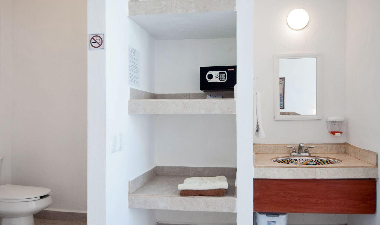 The Amazing Hostel Sayulita Master suite