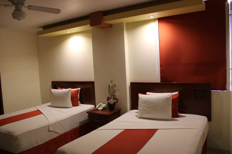 Hotel Elizabeth Ciudad Deportiva Double