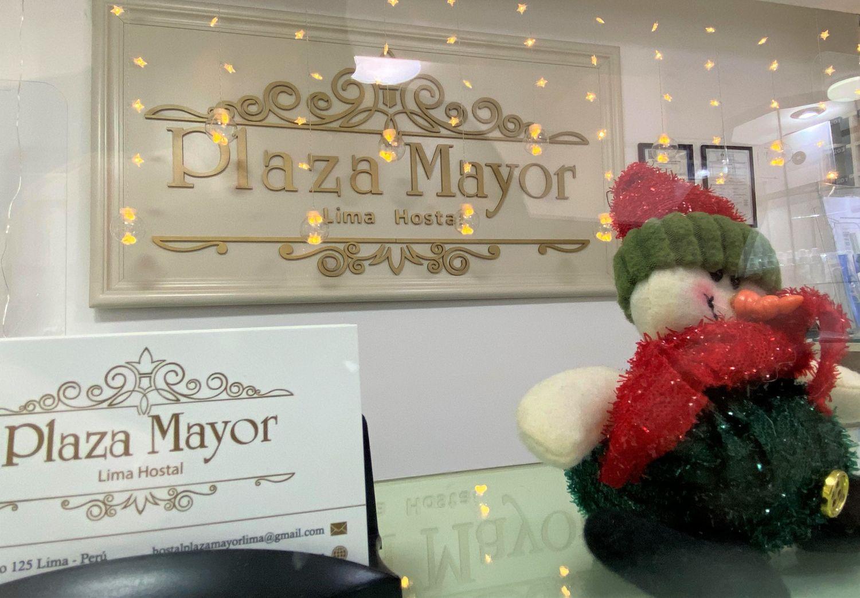 Hostal Plaza Mayor Lima